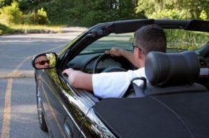 Wenn Sie Ihr altes Auto verkaufen, ist eine Probefahrt meist unerlässlich.