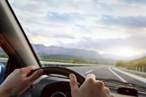 Unternehmen Sie mit dem Auto eine Probefahrt, sollte diese mindestens 30 Minuten dauern.