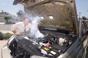 Ein Autoverkauf ist auch mit Motorschaden möglich.
