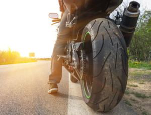 Der Kfz-Wert kann auch für ein Motorrad berechnet werden.