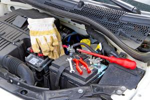 Eine professionelle Fahrzeugaufbereitung kann in der Werkstatt durchgeführt werden.